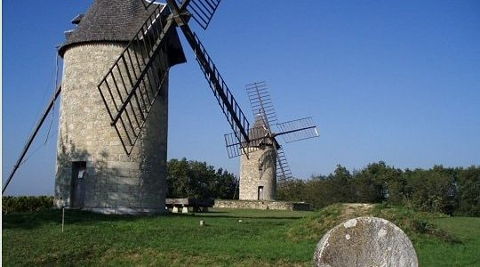 Marc Dubedout parle des moulins libournais