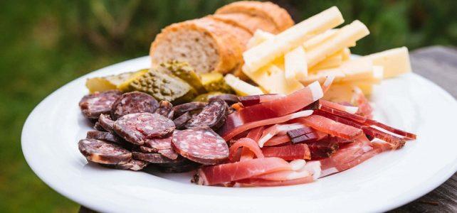 Les spécialités culinaires dans les Alpes présentées par Aissa Hamada