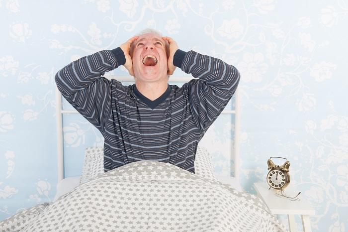 Comment traiter l'insomnie des personnes âgées