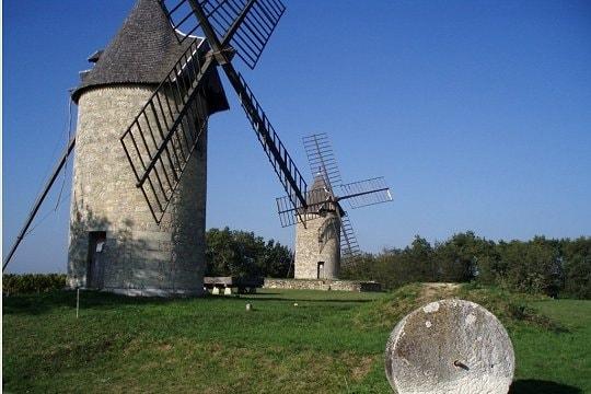 Moulins libournais