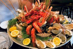 Un bon restaurant de poissons et fruits de mer à Cabourg