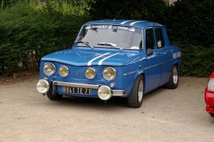 aissa hamada collectionne la R8 Gordini
