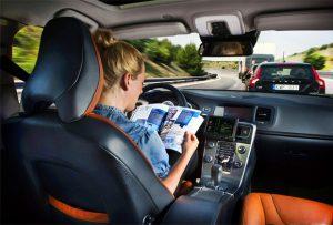 Les différents modèles de voitures autonomes en France
