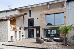 Rénovation de maison avec Bplast