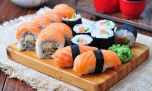 Les bienfaits santé des sushis