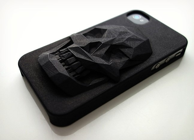 Coque Apple 3D