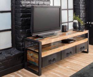 Le meuble industriel