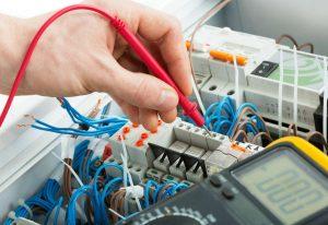 Les travaux d'électricité dans le Calvados
