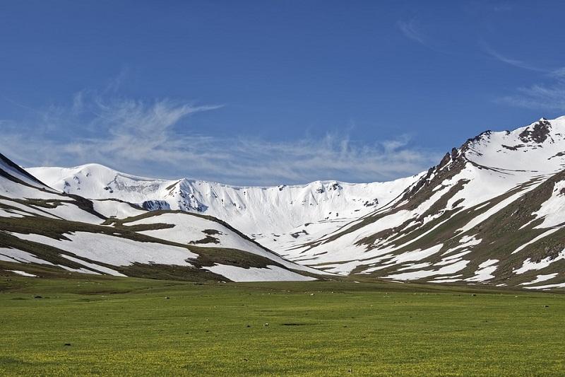 Un séjour au Kirghizistan