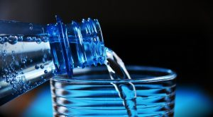 Verre ou plastique recyclé