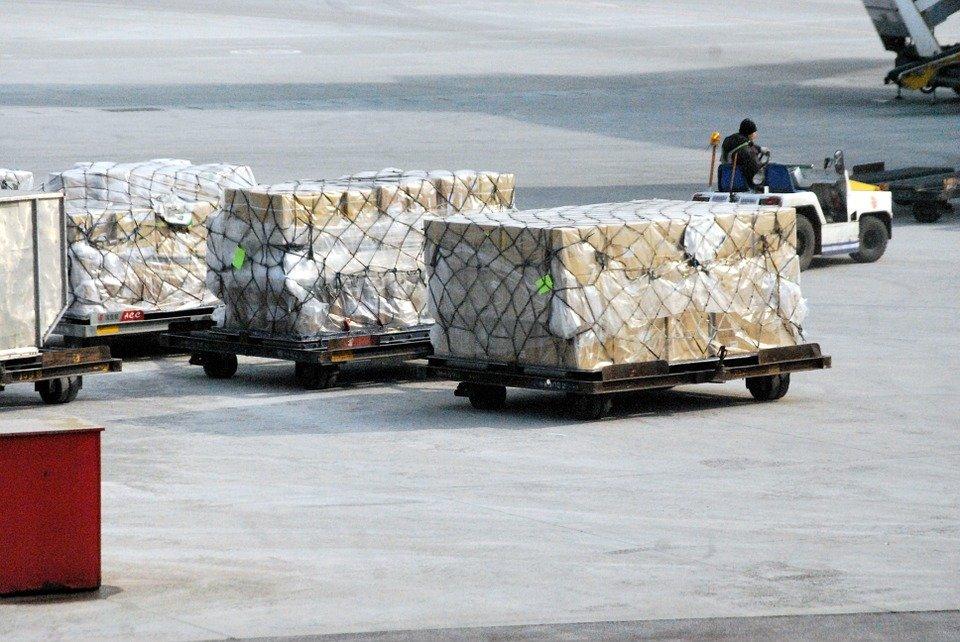 Produits industriels à transporter